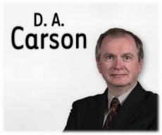 En savoir plus à propos de D.A. CARSON