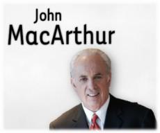 En savoir plus à propos de John MacARTHUR