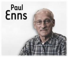 En savoir plus à propos de Paul ENNS