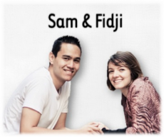 En savoir plus à propos de Samuel et Fidji PATH-LAPLAGNE