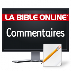 Commentaire biblique de la...