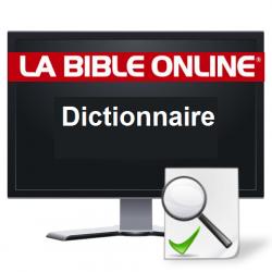 Encyclopédie biblique de...