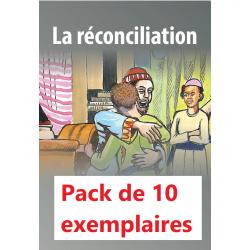 """Pack de 10 """"La réconciliation"""""""
