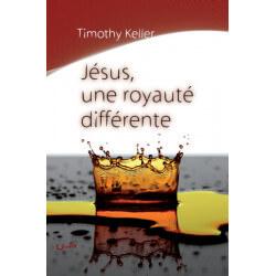 Jésus, une royauté différente