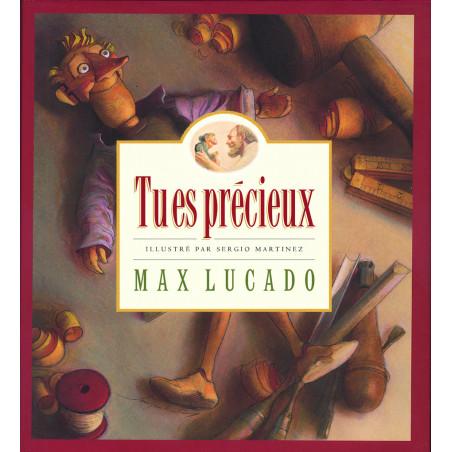 Tu es précieux de Max Lucado