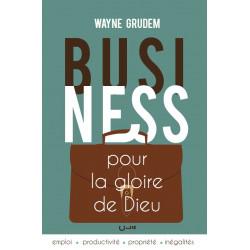 Business pour la gloire de...
