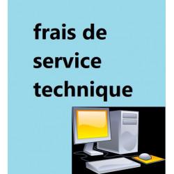Frais de service technique