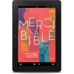"Couverture de ""Merci la BIble"""