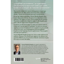 4e de couverture du livre : un médecin face à la peur de la mort