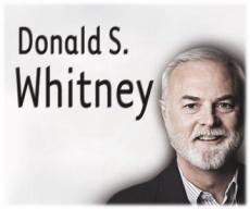 En savoir plus à propos de Donald S. WHITNEY