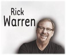 En savoir plus à propos de Rick WARREN